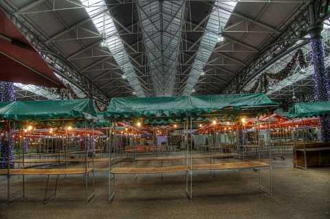 The Market by Scott Joyce