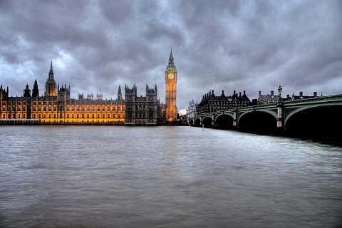 House of Commons by Scott Joyce