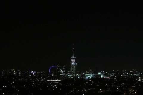 City in the Distance by Scott Joyce