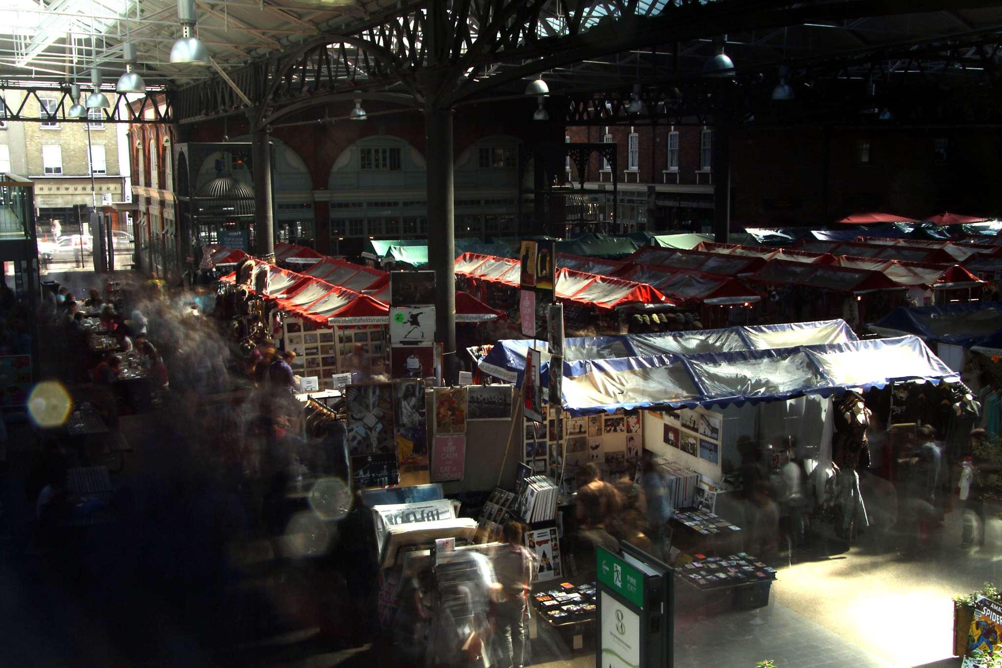 Spitalfields Ghosts