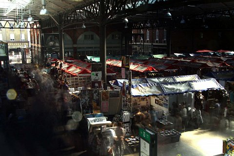 Spitalfields Ghosts by Scott Joyce