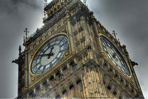 Big Ben by Scott Joyce