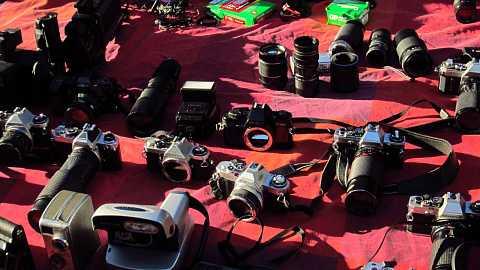 Cameras by Scott Joyce