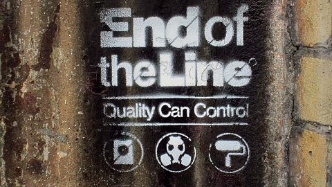 The End of The Line by Scott Joyce