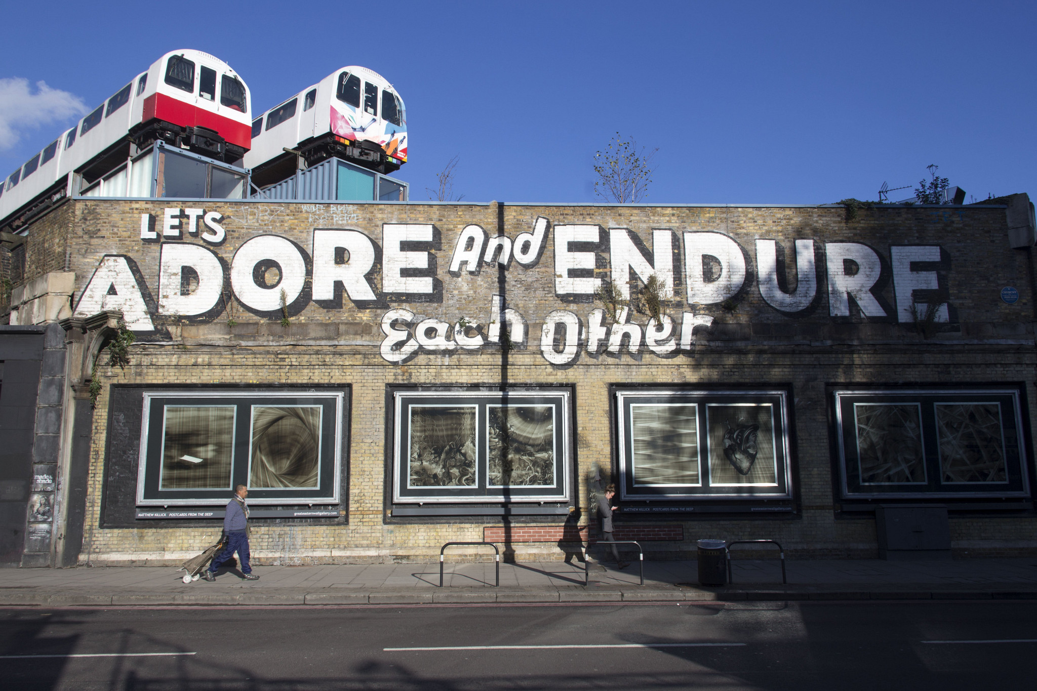 Adore and Endure