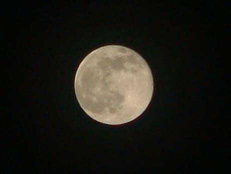 Full Moon by Scott Joyce