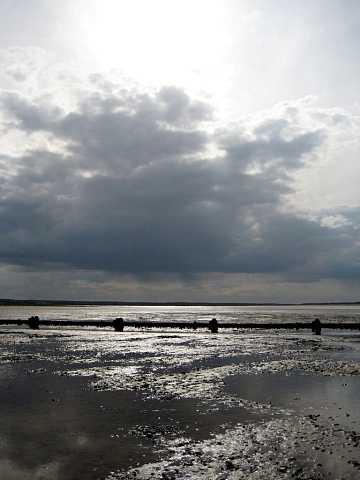 Stiffkey Mud Flats by Scott Joyce