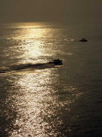 Brighton sundown by Scott Joyce
