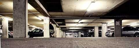 Underground by Scott Joyce