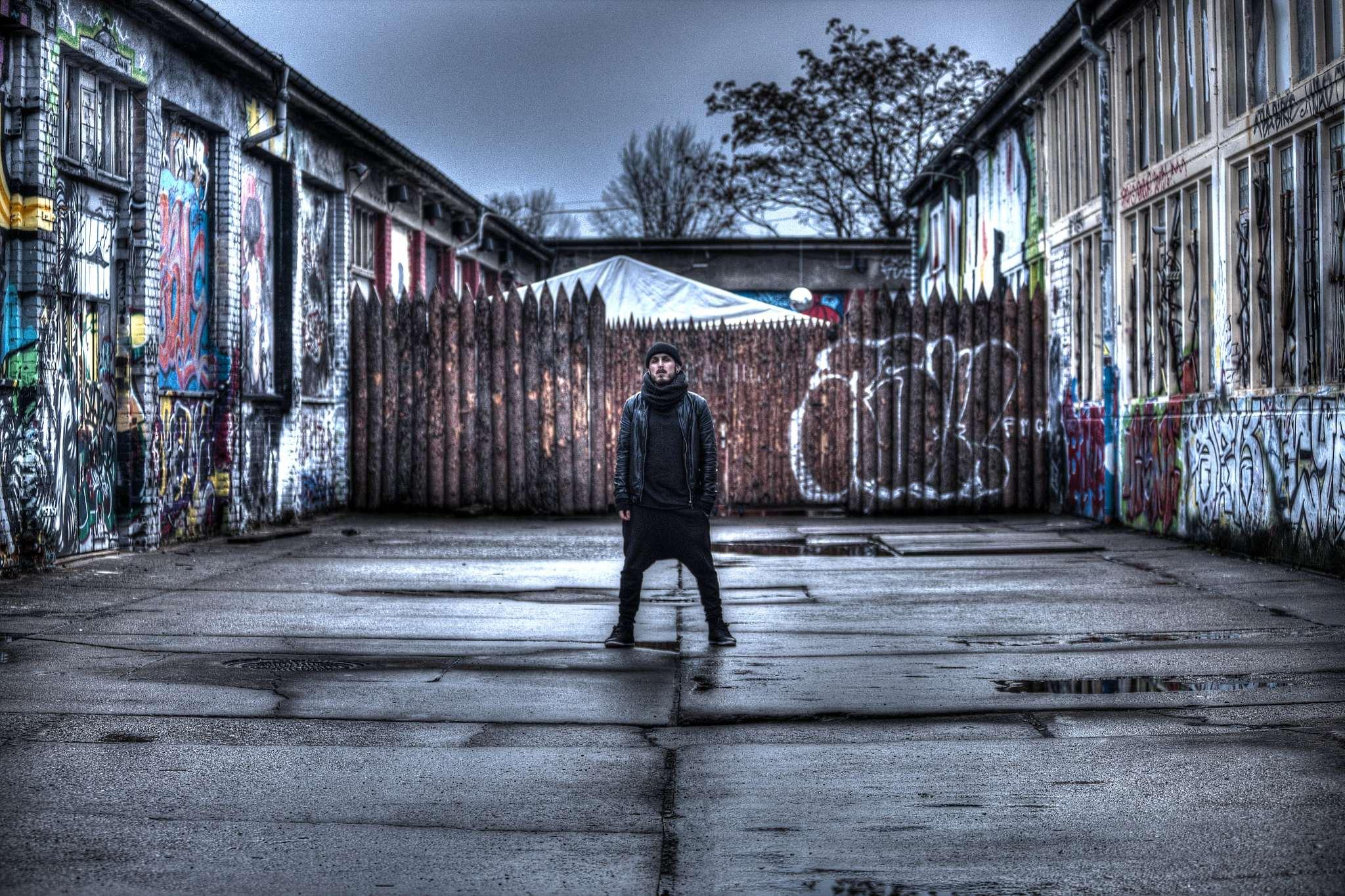 Marius @ Urban Spree