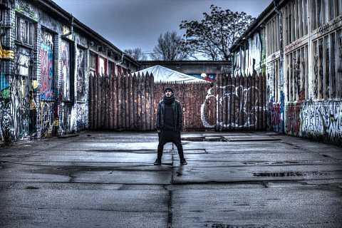 Marius @ Urban Spree by Scott Joyce