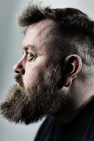 Self Portrait by Scott Joyce