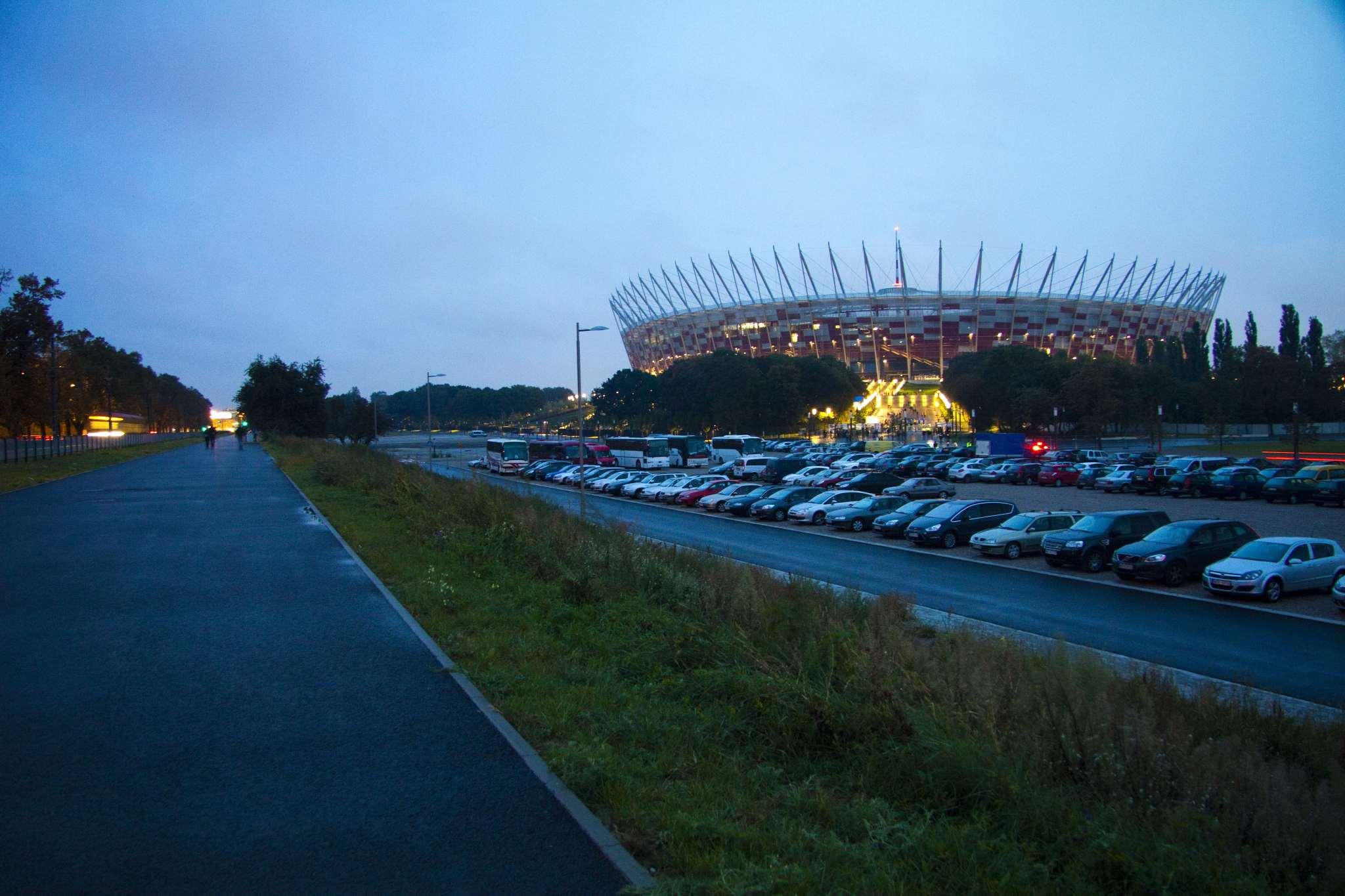 Narodowy Stadium 3