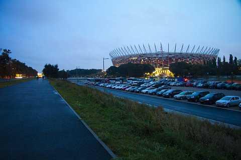Narodowy Stadium 3 by Scott Joyce