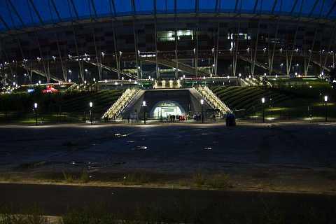 Narodowy Stadium 6 by Scott Joyce