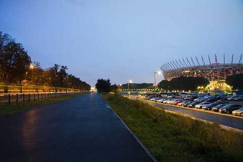 Narodowy Stadium 5 by Scott Joyce