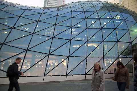 Curvy roof by Scott Joyce