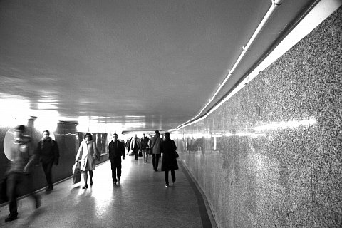 Underpass by Scott Joyce