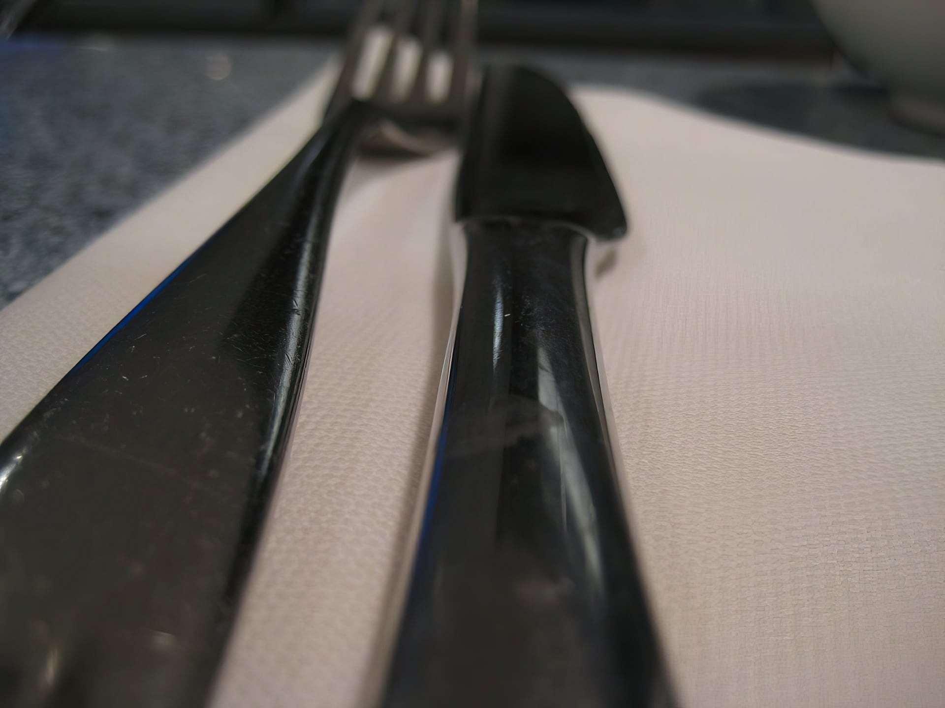 Long cutlery