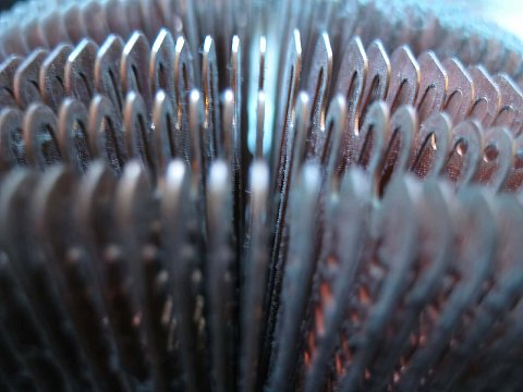 Heat sink by Scott Joyce