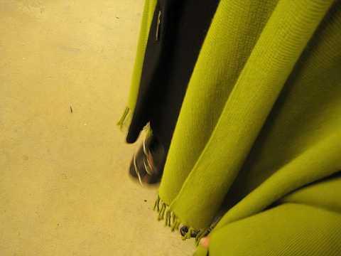 Green and yellow by Scott Joyce