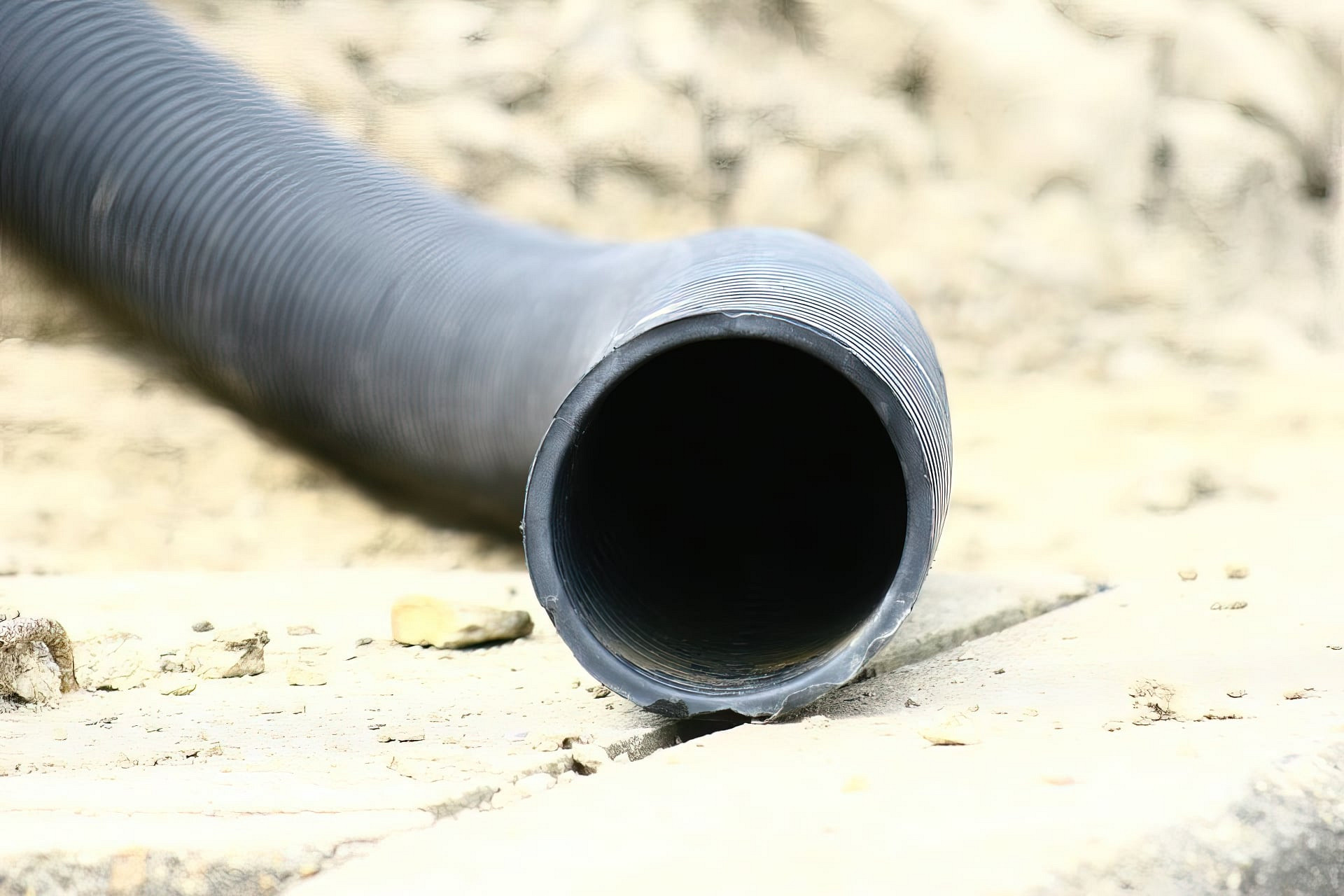 Pipe to the Beach