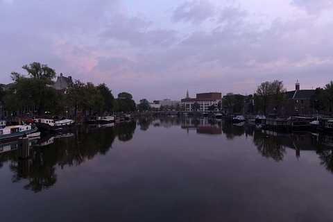 Amsterdam at Dawn