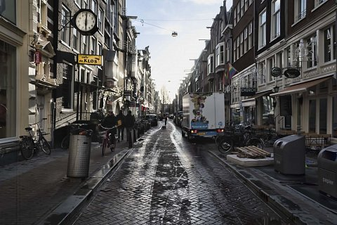 Amsterdam Jan 2017