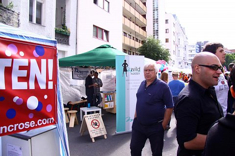 17th Lesbian and Gay Stadtfest in Berlin