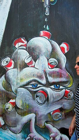 Cola mind by Scott Joyce