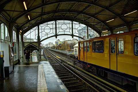 Berlin December 2012