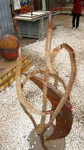 sculpture by Scott Joyce