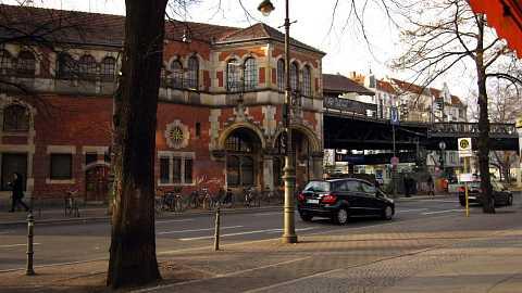 Old station by Scott Joyce