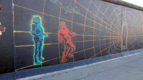 Writing on the Wall by Scott Joyce