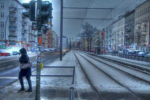 Eberswalder Straße by Scott Joyce