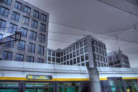 Nordbahnhoff by Scott Joyce