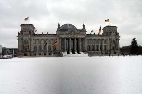 Reichstag by Scott Joyce