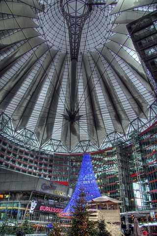 Sony Centre by Scott Joyce