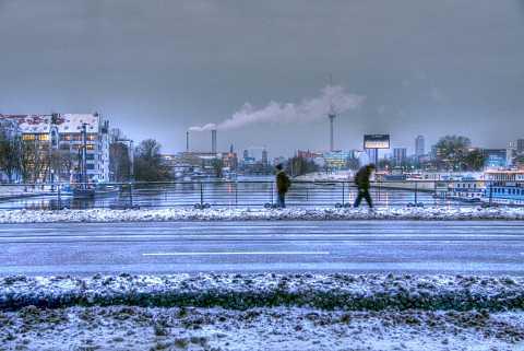 Warschauer Straße 3 by Scott Joyce