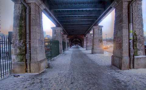 Warschauer Straße by Scott Joyce