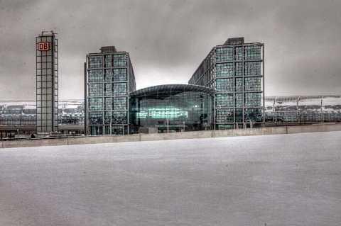 Hauptbahnhof 3 by Scott Joyce
