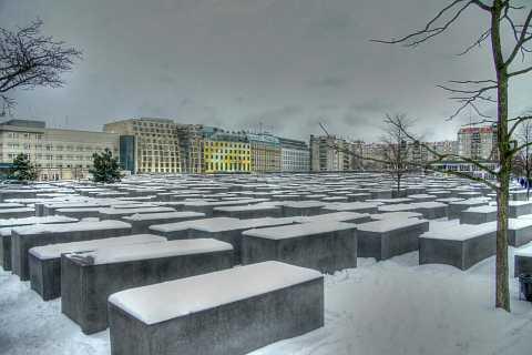 Jewish memorial by Scott Joyce