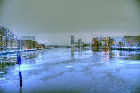 Warschauer Straße 2 by Scott Joyce