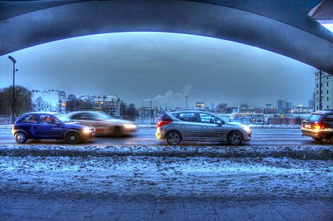 Warschauer Straße 5 by Scott Joyce