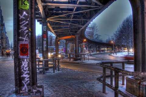 Warschauer Straße 7 by Scott Joyce
