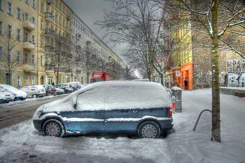 Danziger Straße by Scott Joyce