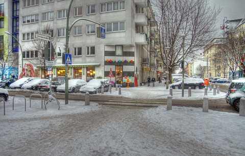 Dunckerstraße by Scott Joyce