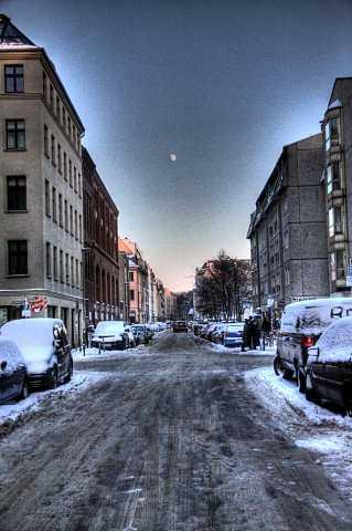 Auguststraße by Scott Joyce