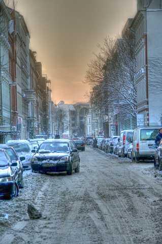 Auguststraße 2 by Scott Joyce