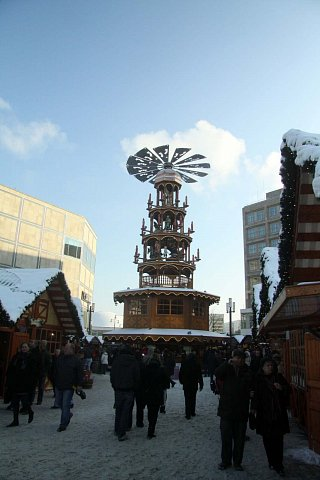 Alexanderplatz by Scott Joyce